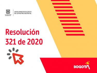 resolución 321