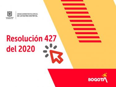 Resolución 427 del 2020